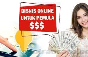 Cara bisnis online terbaru tanpa modal untuk pemula