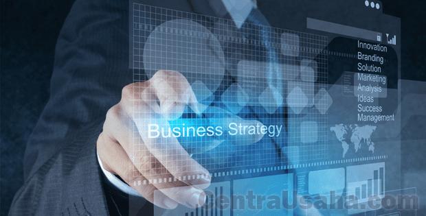 Membangun Strategi Bisnis dan Usaha