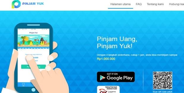 Pinjaman langsung cair aplikasi