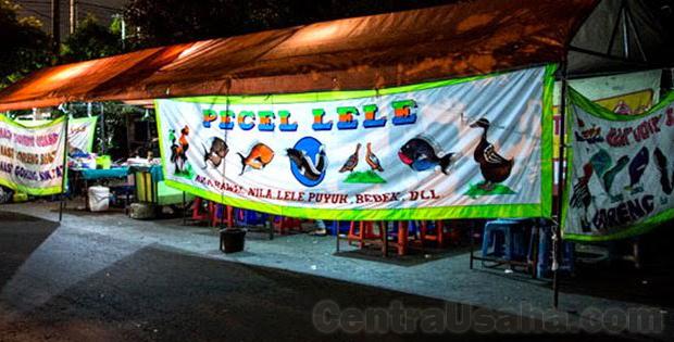 Modal Usaha Warung Tenda Dan Strateginya