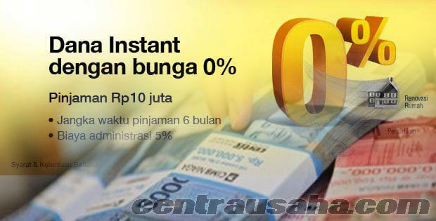 Pinjaman dana kredit tanpa jaminan bank Danamon