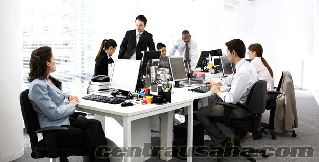 Kerja sampingan untuk karyawan kantor