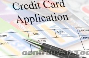 Mengajukan Kartu Kredit Secara Online