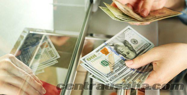 Mengirim transfer uang tanpa rekening bank