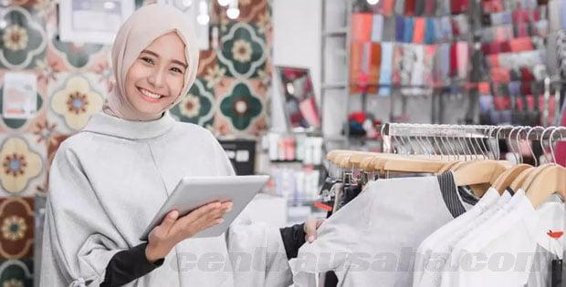 Bisnis baju muslim