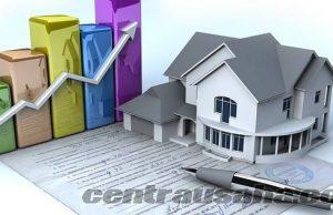 Mengajukan kredit kepemilikan rumah (KPR) kepada pihak bank
