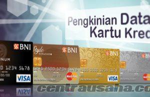 Mengajukan kartu kredit bank BNI