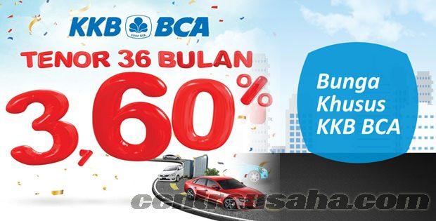 Syarat proses mengajukan KKB BCA kredit kendaraan bermotor mobil