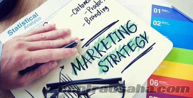 Cara Strategi Pemasaran Marketing Produk Bisnis Baru