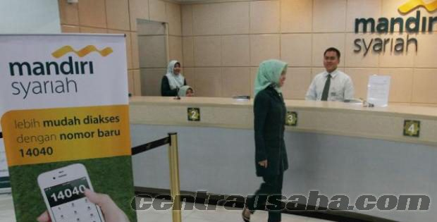 Rekening Tabungan Bank Mandiri Syariah