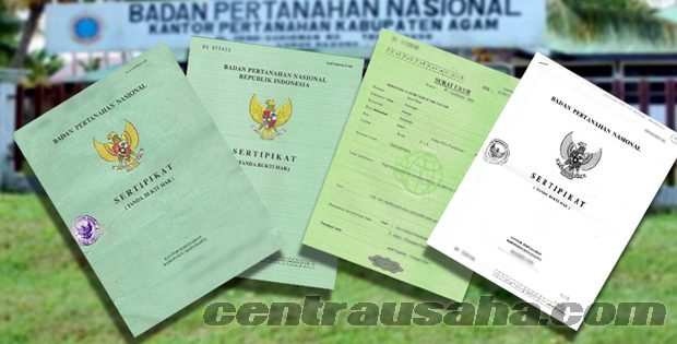 Biaya megurus sertifikat tanah rumah dan bangunan
