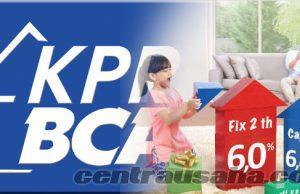 Proses syarat prosedur kredit KPR rumah bank BCA
