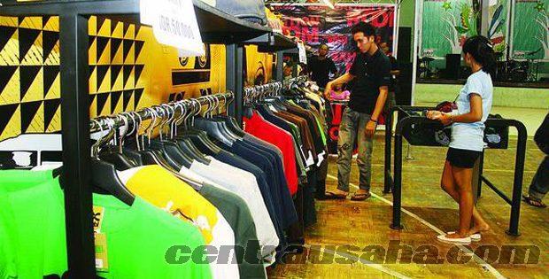 Usaha bisnis baju distro