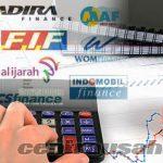 Menghitung denda angsuran kredit mobil motor di leasing