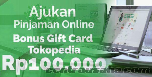 Pinjaman dana tunai secara online proses cepat di tokopedia