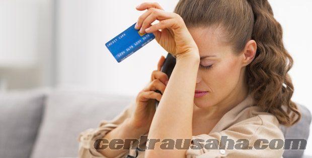 Peyebab Pengajuan kredit di tolak