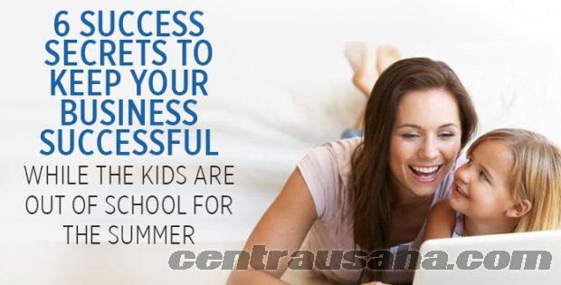 Kunci sukses wirausaha dan bisnis