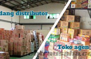 Perbedaan pengertian contoh agen dan distributor