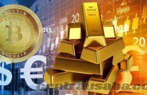 Trading Bitcoin VS Emas, Mana yang Lebih Untung?