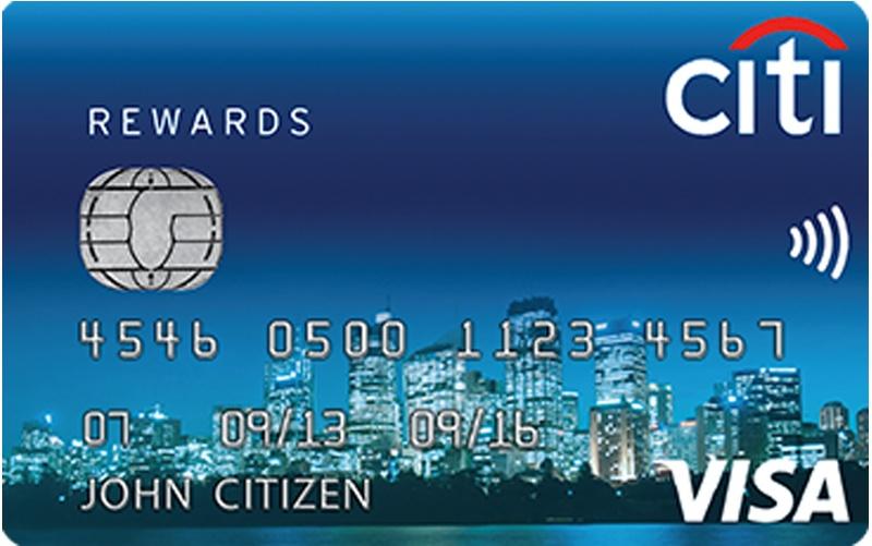Kartu Kredit Citi