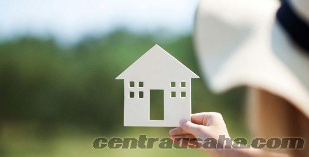 Mempunyai rumah sebelum menikah