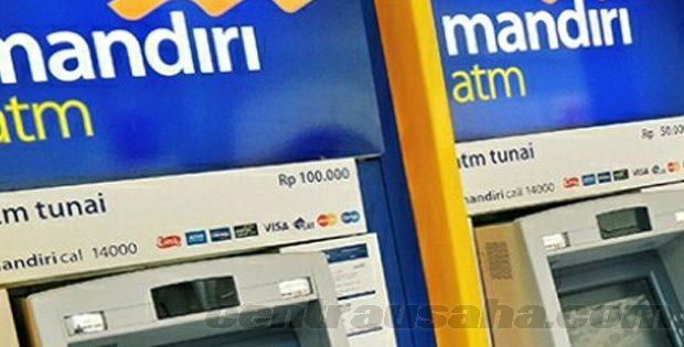 Membeli Token Pulsa Listrik Lewat ATM Mandiri