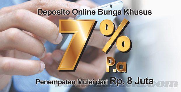 Keuntungan dan kerugian deposito online