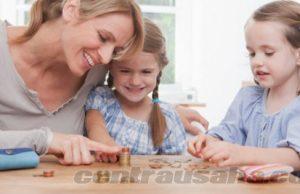 Mengajari dan mendidik anak tentang bisnis