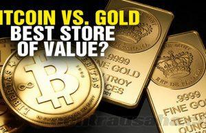 Keuntungan investasi bitcoin dan emas