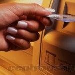 Mengurus ATM Tertelan mesin apakah saldo aman