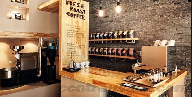 Membuka usaha cafe sederhana dengan modal kecil