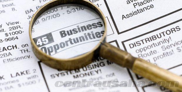 Cara melihat peluang usaha yang ada di sekitar kita