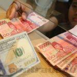 Menguatkan nilai tukar rupiah terhadap dollar