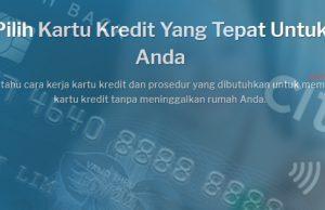 Mengajukan kartu kredit pertama kali
