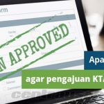 Prosedur agar pengajuan KTA disetujui bank