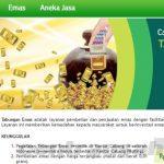 Kelebihan kekurangan untung rugi tabungan investasi emas di pegadaian