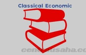 Makalah teori pertumbuhan ekonomi klasik