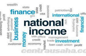 Manfaat pendapatan nasional brainly manfaat perhitungan pendapatan nasional