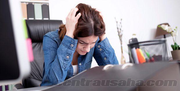 Mengatasi stress dan tertekan pekerjaan