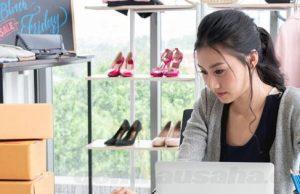 Jualan online untuk ibu rumah tangga