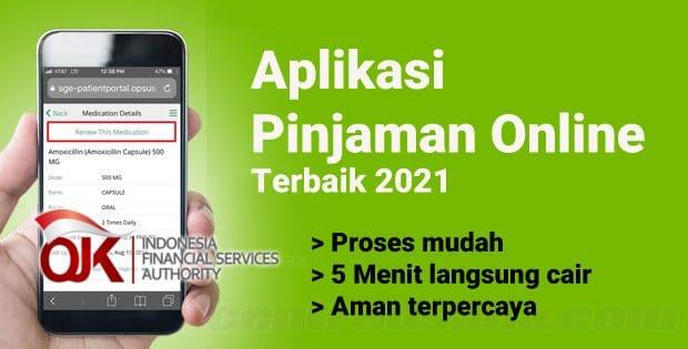 Daftar aplikasi pinjaman online terbaik 2021 langsung cair