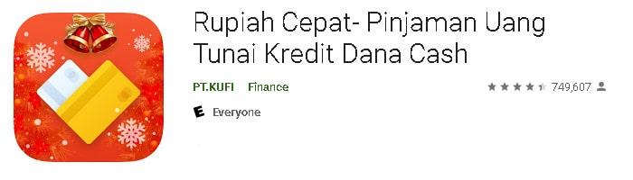 Aplikasi pinjaman online tanpa slip gaji