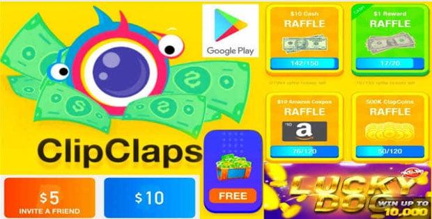 aplikasi clipclaps menghasilkan uang