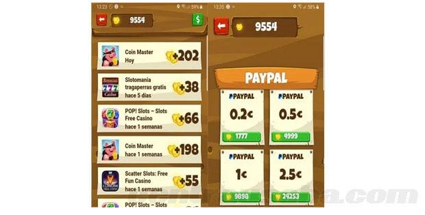 Mendapat uang dari game hago